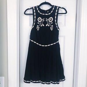 Free People Bird Mini Dress